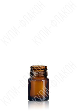 20мл флакон (коричневый) горло PP28