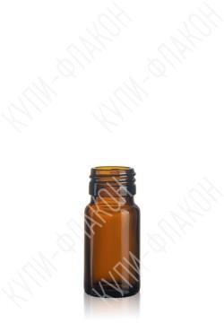 30мл флакон (коричневый) горло PP28