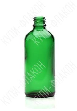 100мл флакон (зеленый)