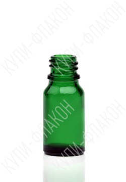 10мл флакон (зеленый)