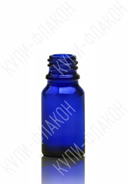 10мл флакон (синий)