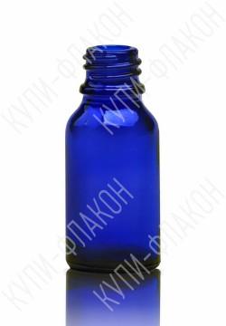 15мл флакон (синий)