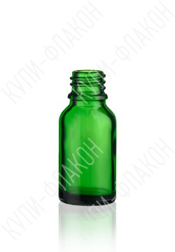 15мл флакон (зеленый)