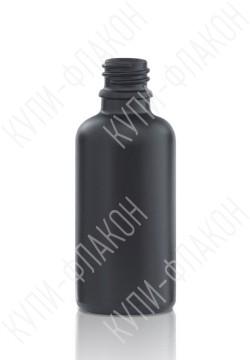 50мл флакон (черный матовый)