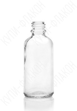 50ml bottle (clear)