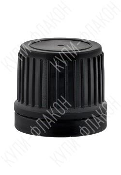 Крышка с прокладкой (черная) GL18