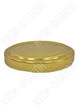 Крышка ТО58 (золотистая)